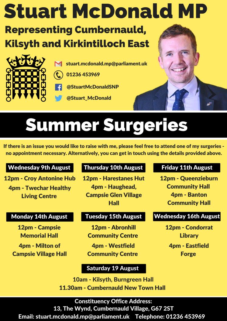 Summer Surgery Poster